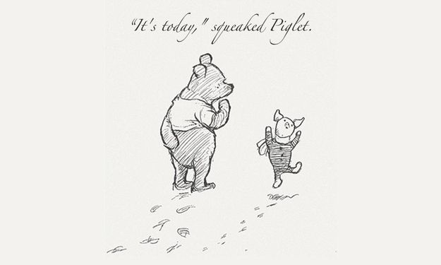 """What day is it?"" 