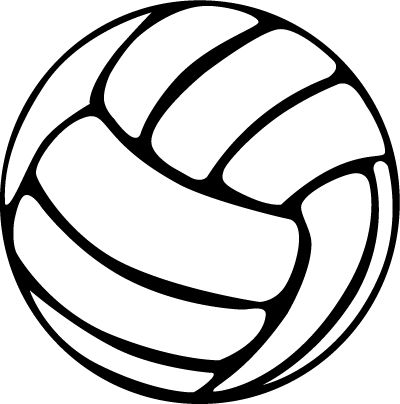 Volleyball, volleyball, and more volleyball!