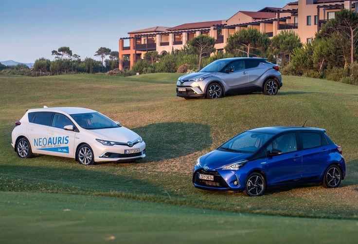 Η τέταρτη γενιά υβριδικής τεχνολογίας Toyota