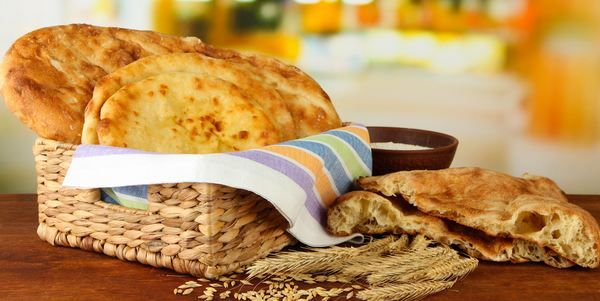 Pane azzimo: come preparare il pane senza lievito