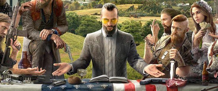 Far Cry 5: un trailer et des leaks qui agacent l'extrême droite US
