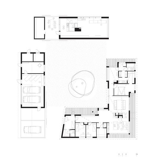 Best Farm House Images On   Floor Plans House