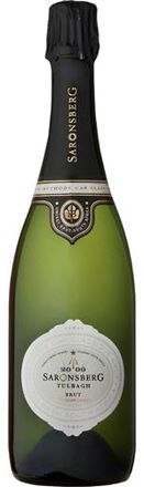 Creamy and crisp: Saronsberg Brut MCC 2010. Perfect for a Summer meal. #wine #SouthAfrica