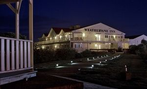 Groupon - Stay at The Weathervane Inn in Western Michigan, with Dates into May in Montague, MI. Groupon deal price: $57