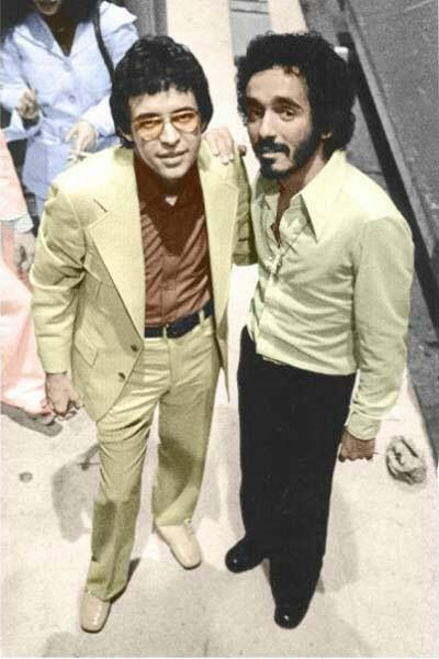 Hector Lavoe Y Willie Colon, The Bad Boys of Salsa.