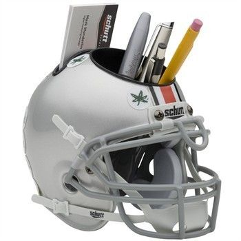 Ohio State Buckeyes Schutt Mini Helmet Desk Caddy Z157-1419506324