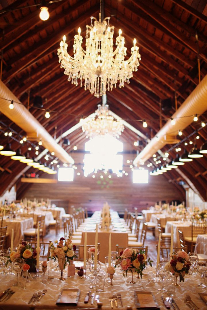 Photo: Michele M. Waite  - wedding reception idea