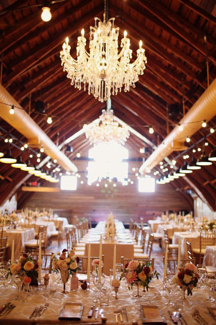 Photo: Michele M. Waite  - wedding reception idea
