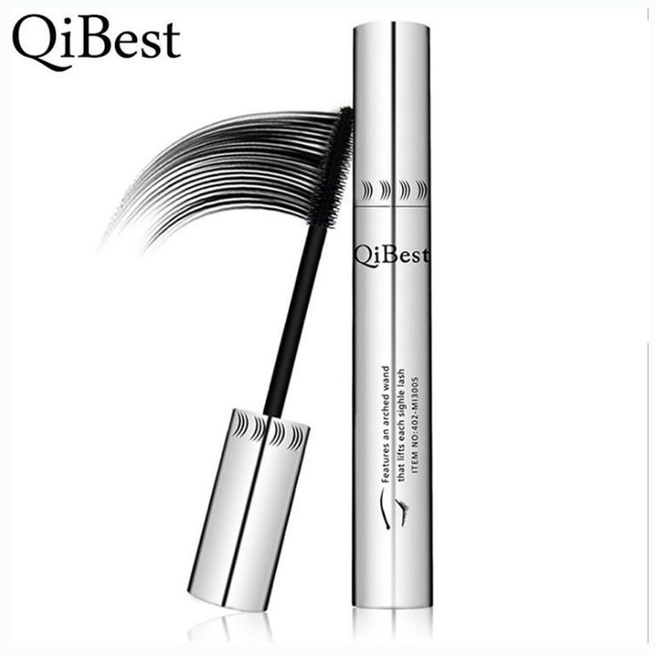 New Arrival mascara Brand New Black Eye Mascara Long Eyelash Silicone Brush Curving Lengthening Mascara Waterproof Makeup