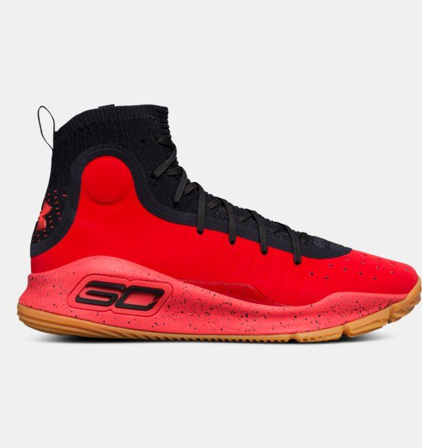 Mens UA Curry 4 Basketball Shoes   Chaussure