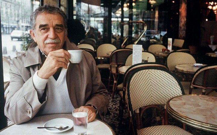 Γκαμπριέλ Γκαρσία Μάρκες (Gabriel García Márquez).