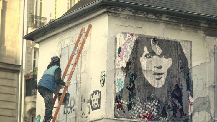 """ZAZ & PABLO ALBORAN - """"SOUS LE CIEL DE PARIS"""" [Official Video]"""