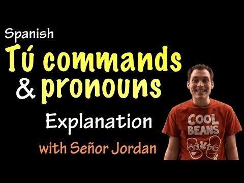 Spanish videos - grammar, stories, jokes, etc