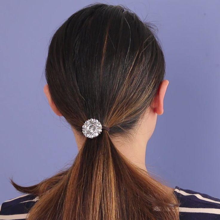4 Super Easy Hair Clip Hacks