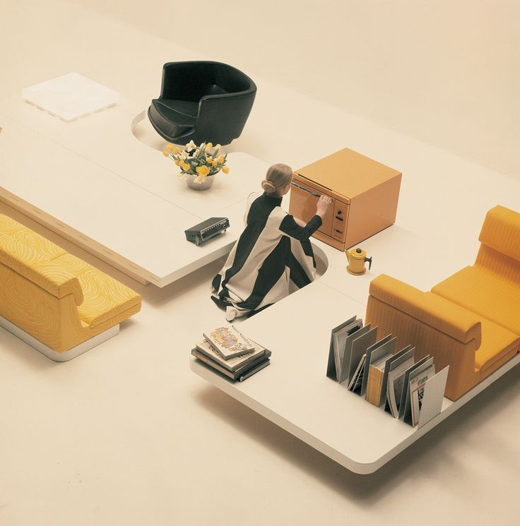 Did you know that Fiskars used to make orange microwaves?