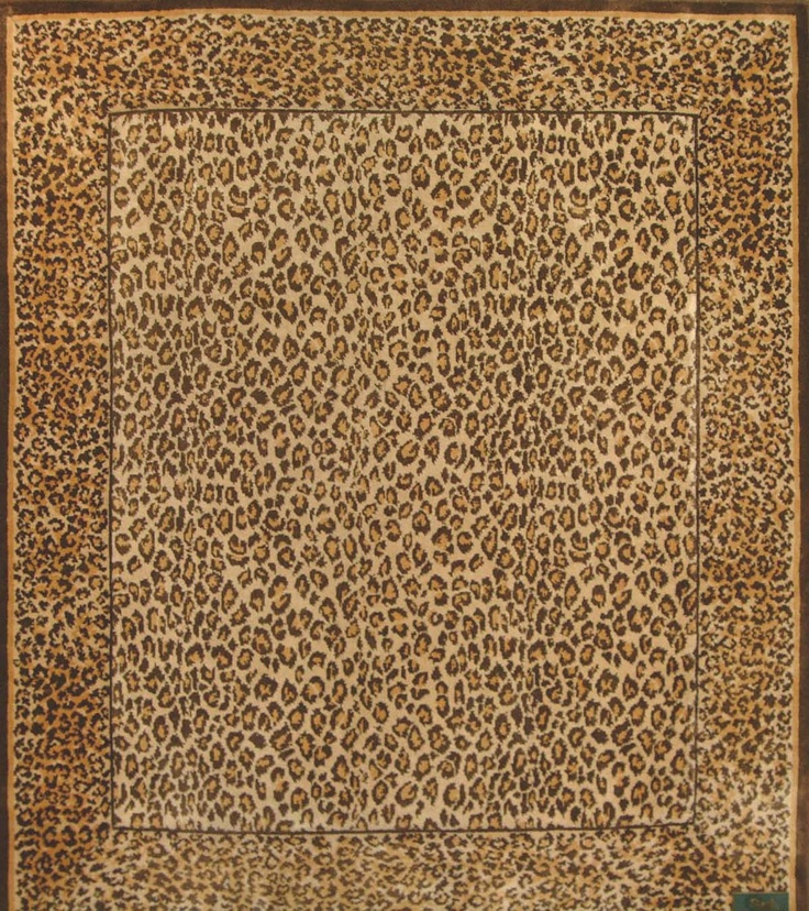 Stark Leopard Print Rug: 52 Best Images About Wild For Animal Prints On Pinterest