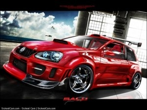 2009 GTI Custom CGI by Balu32 - http://sickestcars.com/2013/05/07/2009-gti-custom-cgi-by-balu32/