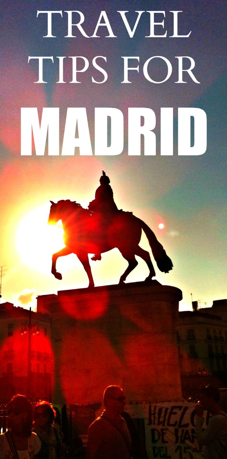 Some travel inspiration and tips for Madrid, Spain via @rtwgirl > http://www.rtwgirl.com/madrid-spain-travel-inspiration/