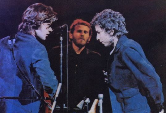 Bob Dylan and The Band American tour 1974