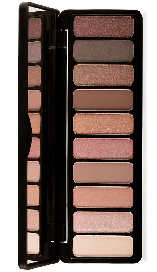 all the eyeshadow shades for autumn