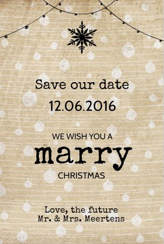 A christmas wedding date in Perth