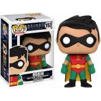 Figurine-Funko POP! DC Robin 155
