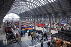 Train travel in Germany: Read all about train travel in Germany and get a great overview of Germany's trains and the German Railway system. Get helpful information on purchasing German train tickets, seat reservations, timetables for German trains, and discount train passes and tickets.