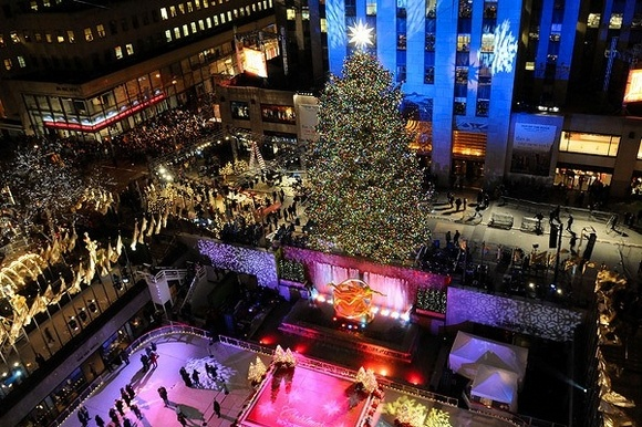 Christmas Time - one place I will go.