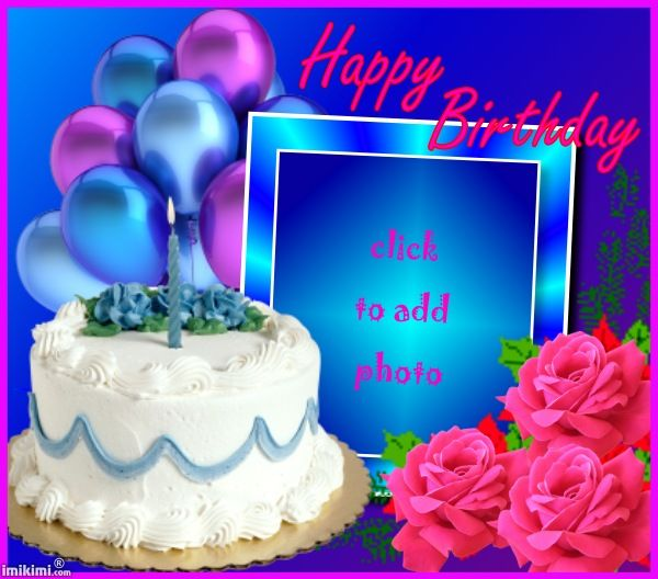 Birthday Cake Images Imikimi : 25 best images about Free Birthday Cards on Pinterest ...
