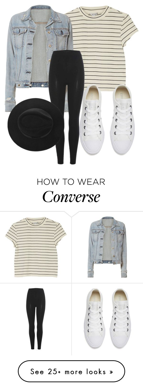 """""""Untitled #681"""" by lock-and-key21 on Polyvore featuring Monki, rag & bone, Converse and adidas Originals"""