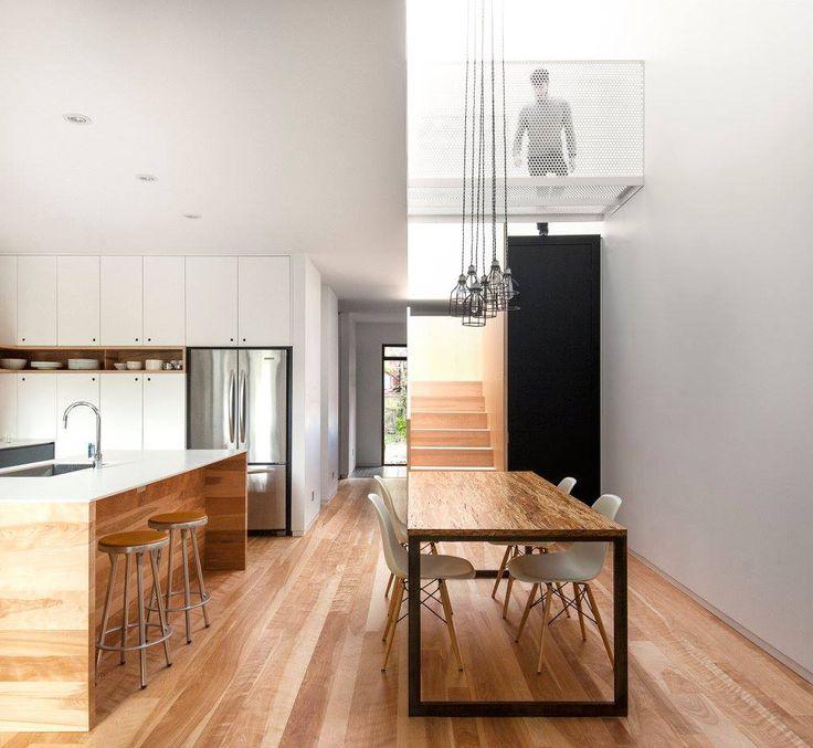 Les 25 meilleures id es concernant d cor de bureau - La residence kitchel par boora architects ...