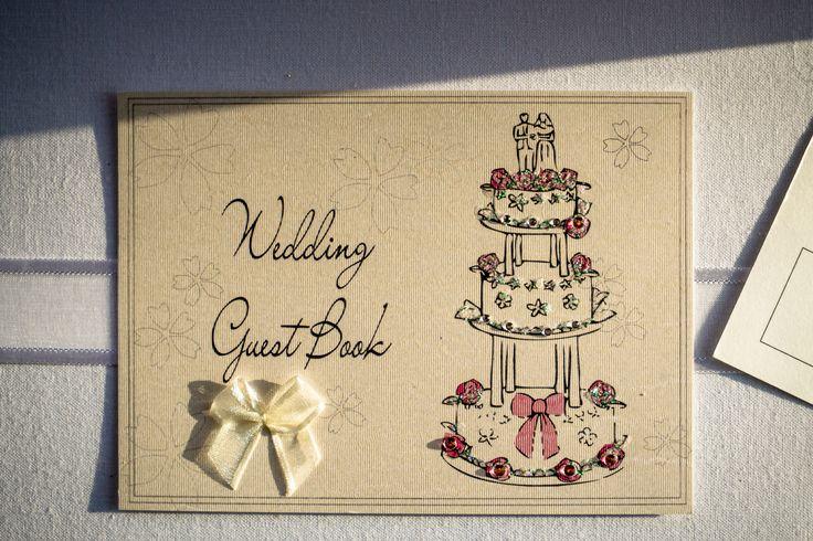 Sign your best wishes on our guestbook #weddingideas #weddinginkefalonia #mythosweddings