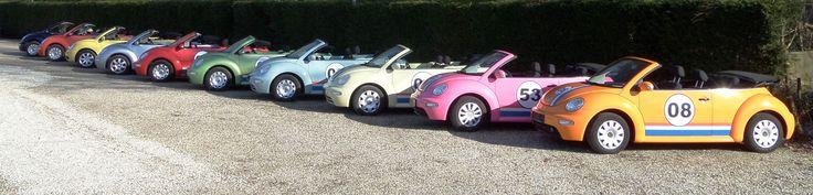 #bedrijfsuitje plannen? Kijk voor inspiratie; http://www.uitjes500.nl/dagactiviteiten/kever-cabrio-rally-groene-hart/1290