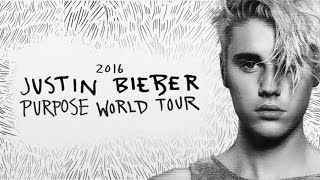 justin bieber live 2016 centre bell - YouTube