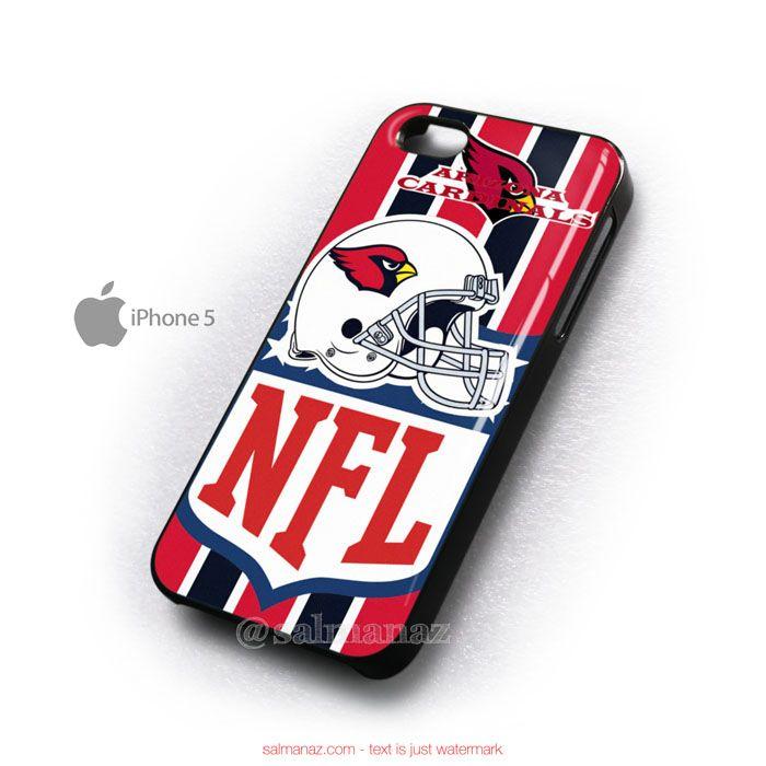 Arizona Cardinal Roster Helmet NFL iPhone 5,5s Case