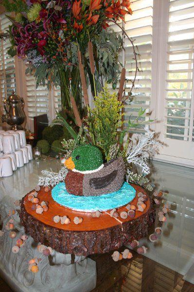 Mallard Duck Cake (Duck Hunter, Duck Calls)