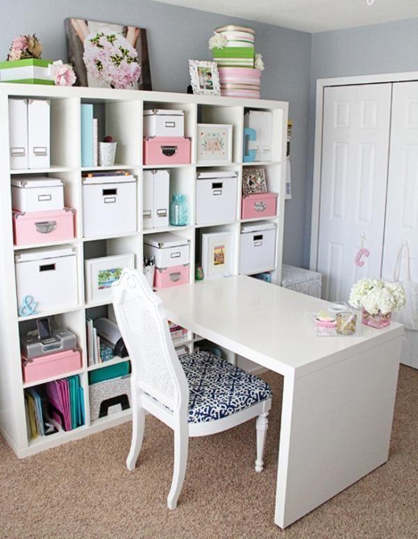 Best Ikea Home Office Ideas Ikea Home Decor In 2020 Craft Room