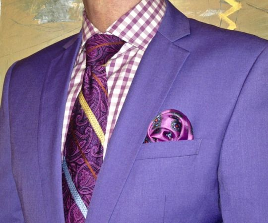 Happy Easter! MTO jacket, Tommy Hilfiger shirt, Ted Baker tie… #MTO