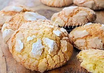 Biscotti morbidi all'arancia e mandarancio veloci