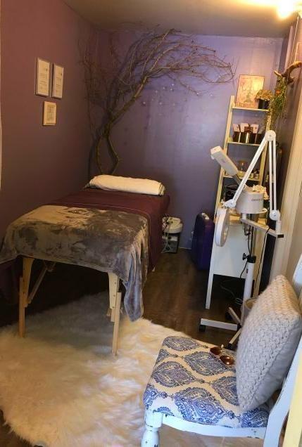 Esthetician Room Ideas #estheticianroomideas Waxing Spa ...