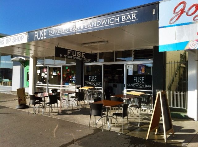 Fuse Cafe in Hastings. Hard working, Hawthorne serving Hastings food lovers. Pop in and say Pinterest Tweet2eat sent ya.