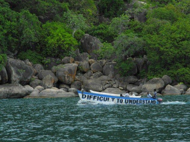 names for boats Lake Malawi