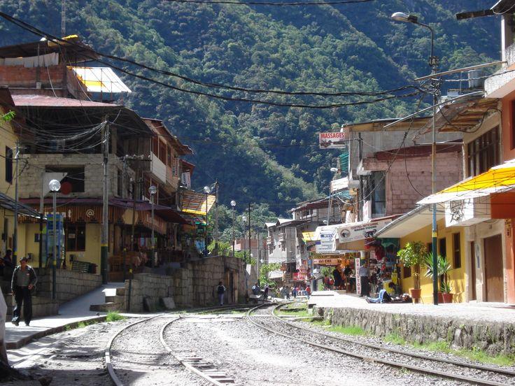 Aguas Calientes, Perú
