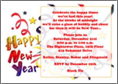 31 best images about New Years Party Invitations – New Year Party Invitations