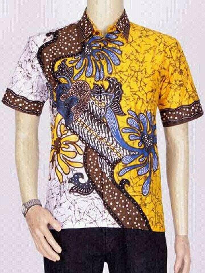 Kemeja Batik Pria Khas Pekalongan (Langsung Produsen)  Selengkapnya >> bit.ly/assikahbatik