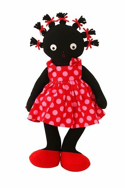 Winnie doll    alimrose.com.au