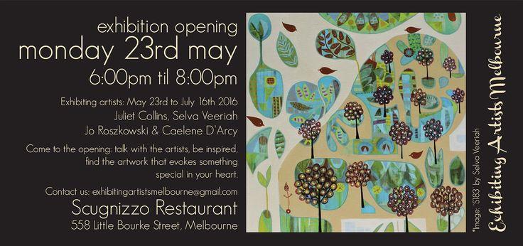 Group exhibition@ Scugnizzo (Melbourne, Australia)
