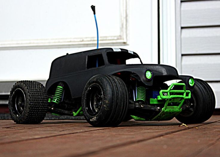 Custom Rat Rod Mack Truck | ... illcrewtk's Album: Custom Street Rod/Monster Truck/Rat Rod - Picture