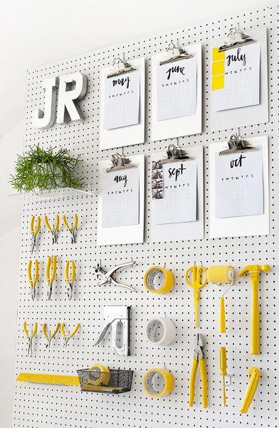 Tutorial: Como decorar la zona de trabajo en verano | Decorar tu casa es facilisimo.com