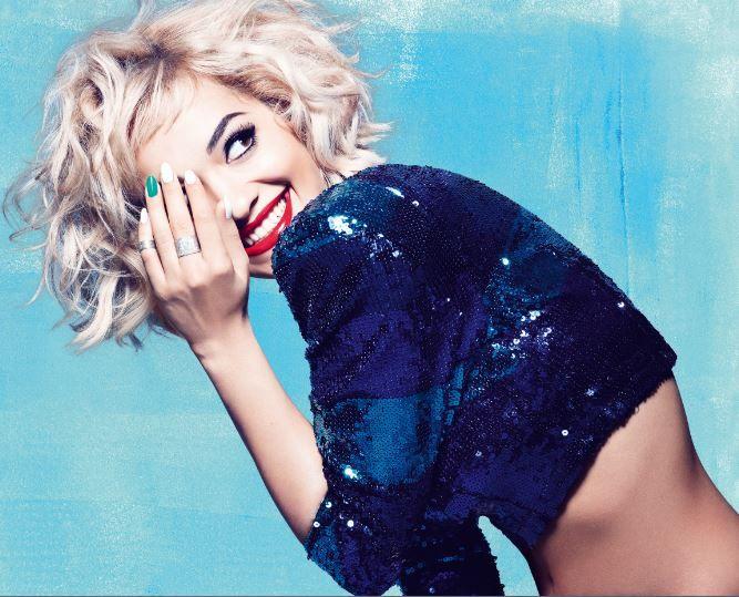 Social Media Weighs In On Rita Ora 'Rimmel' Venture